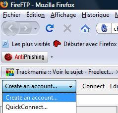 [Astuces] Se proccurer un FTP gratuit  Creatanaccount