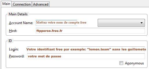 [Astuces] Se proccurer un FTP gratuit  Reglageftp